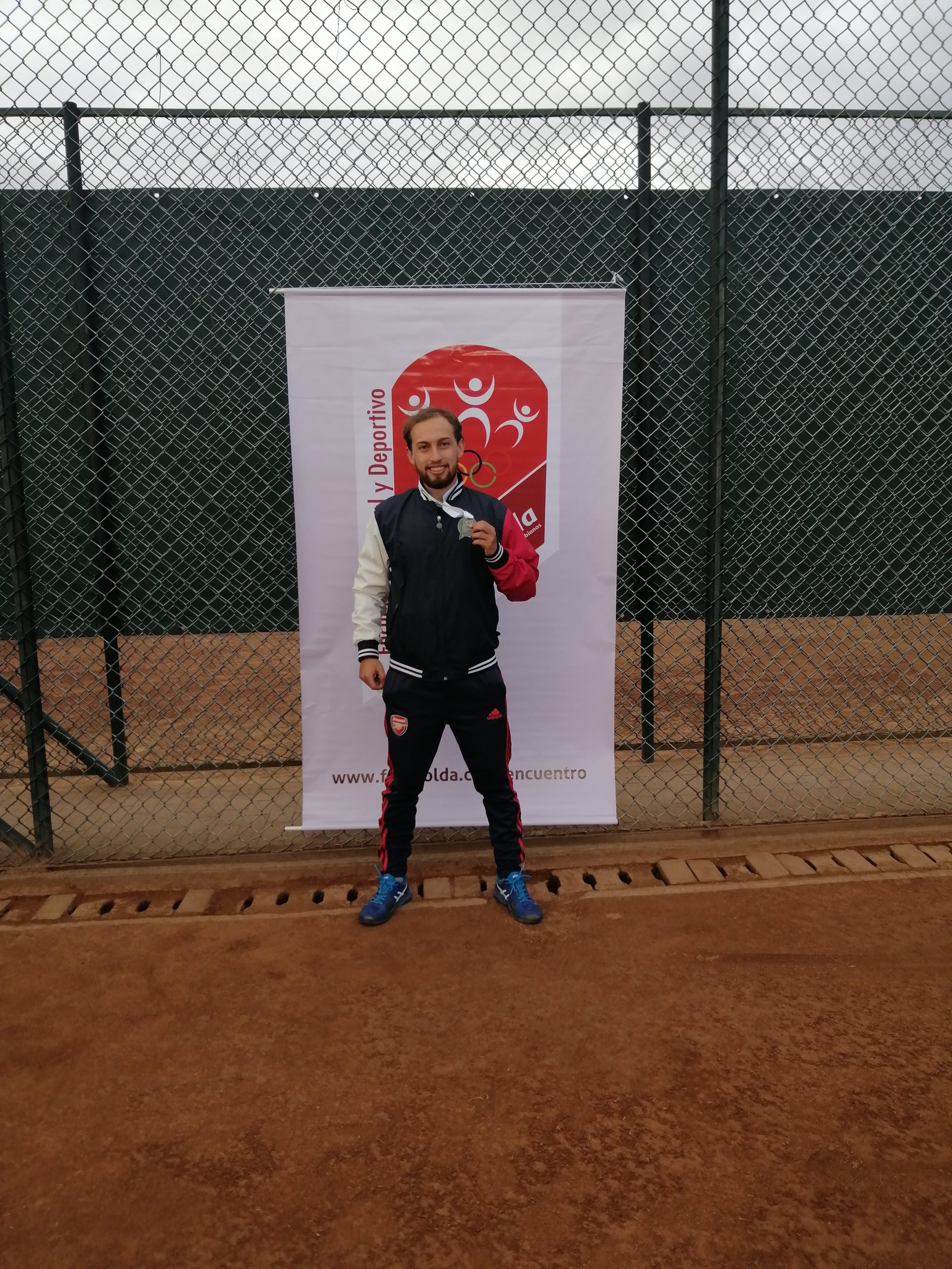 Johan Perdomo - Seguros Mundial - 2° Lugar